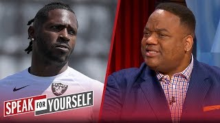 Antonio Brown is the worst diva in NFL history - Jason Whitlock | NFL | SPEAK FOR YOURSELF