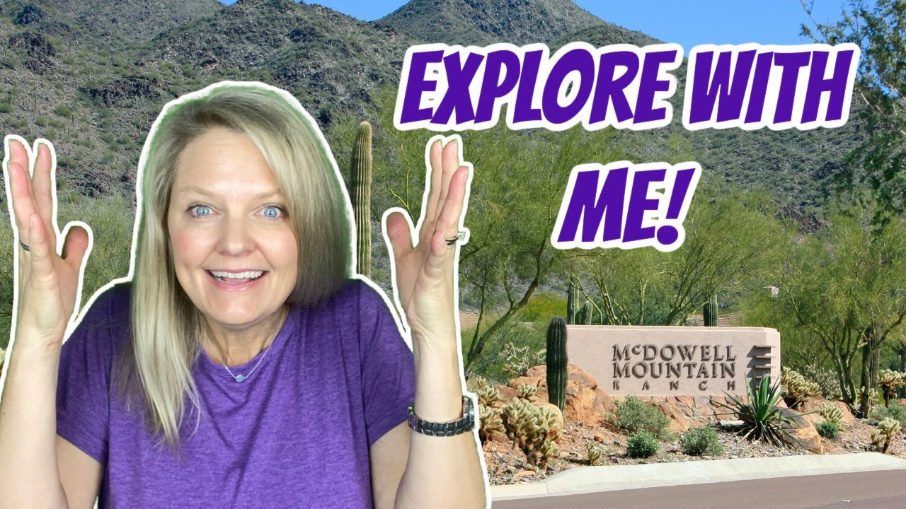 McDowell Mountain Ranch Scottsdale AZ - Shawn Shackelton your Scottsdale Real Estate Expert