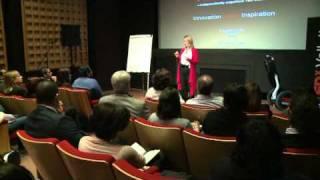 TEDxVALLETTA - Jo Simpson - Intuitive Decision Making