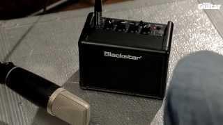 Marshall MS-2, Orange Micro Crush PiX, Blackstar Fly 3, Fender Mini '57 Twin-Amp micro amp demo