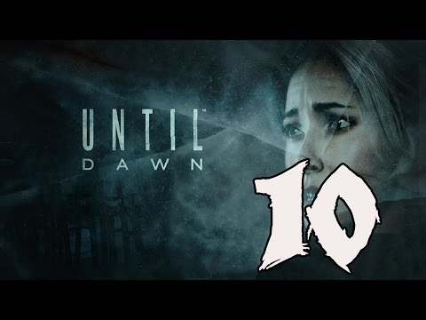 Until Dawn - Gameplay Walkthrough Part 10: The Ski Lift