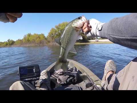 Amon G Carter Lake 2 Trips