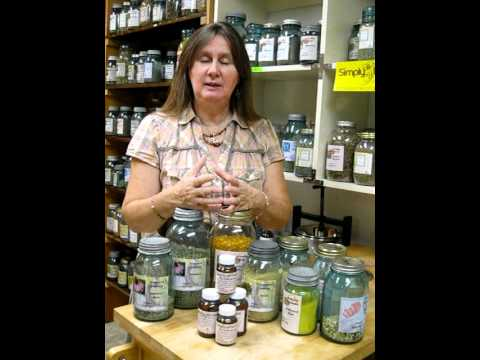 Anti-Virals, herbs to kick viruses out of the body