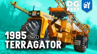 1985 AG-CHEM TerraGator - Dry Fertilizer Conversion [EP1]