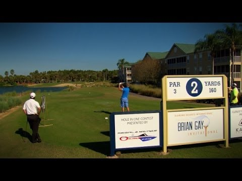 2014 Brian Gay charity golf tournament