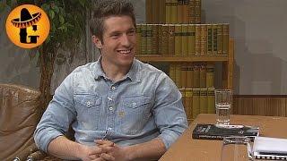 """Marcel Hirscher bei """"Willkommen Österreich"""" am 31.03.2015"""