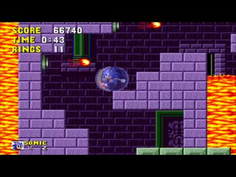 Let's Play:  Sonic the Hedgehog:  Green Hill Zones and Marble Hill Zones
