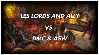 Ark PVP OFFICIAL - DEFENCE MAIN SERVER VS DMC & ASW 462