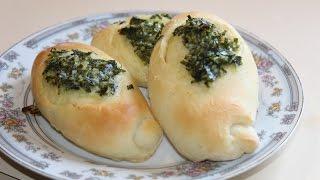 Garlic & Herb  Bread Rolls