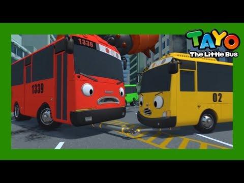 Tayo l Trailer l  Vroom Vroom Adventure l Villains attack! l Tayo the Little Bus