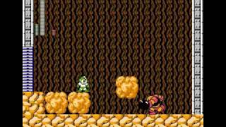 Mega Man - No Damage Run (Part 1/4)