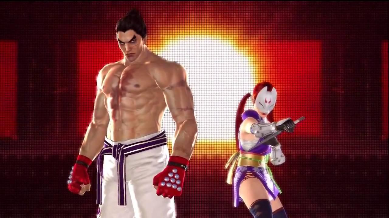 Tekken Tag Tournament 2 Kazuya Mishima's Intro Pose 2 ...