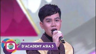 KERENN!! Multi Etnis!! Faul Lida Jago Juga Bercengkok Banyuwangian - D'Academy Asia 5