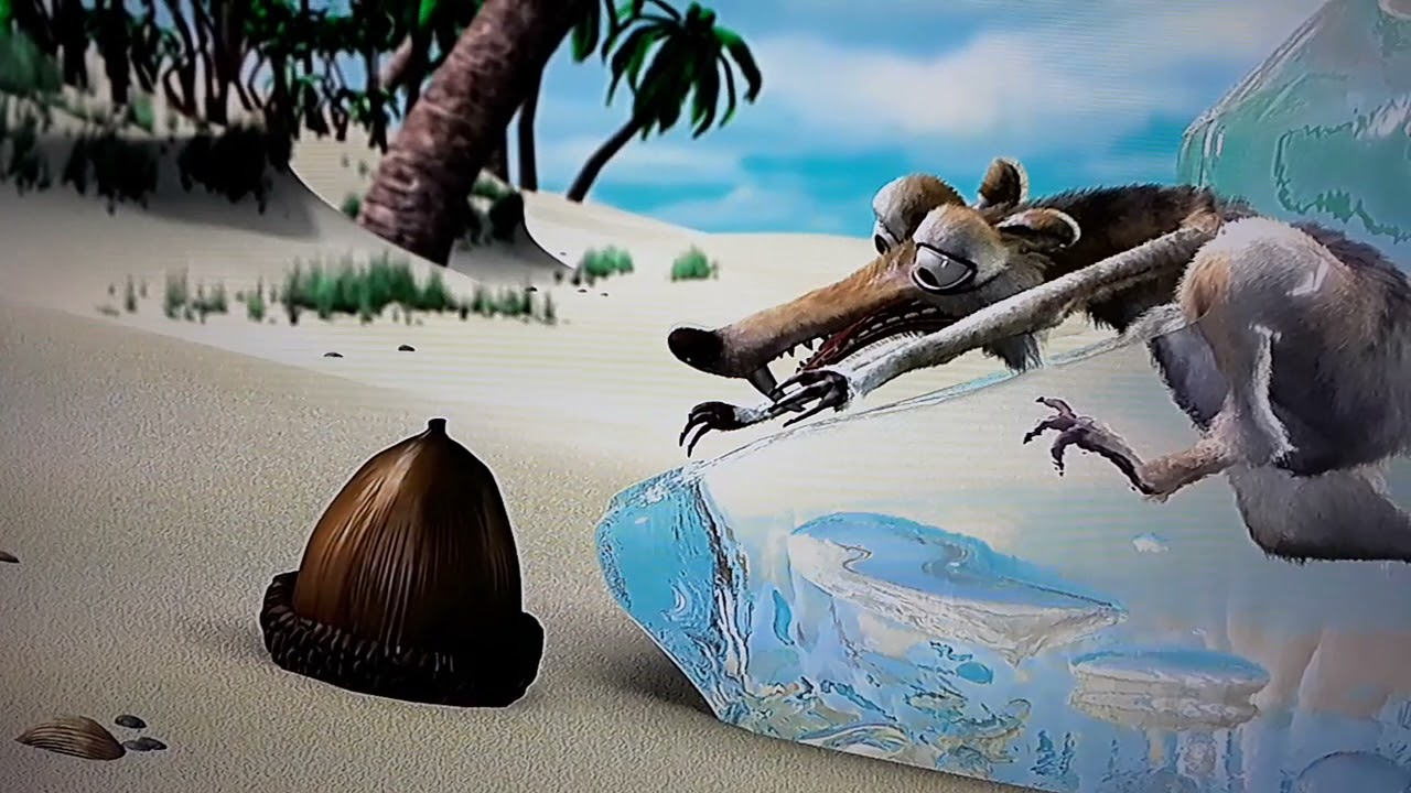 Download Scrat lives on the island.