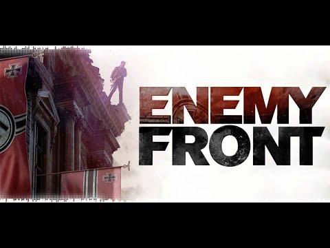 Enemy Front | Прохождение #4 Финал | Stream