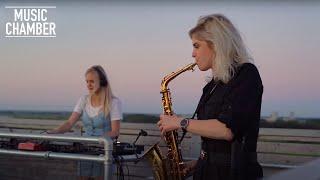 Music Chamber invites: Jill Kleinjan & Cece Noir   dj set at Bergschenhoek   The Netherlands