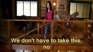 Baixar - Camp Rock 2 The Final Jam Can T Back Down With Lyrics Redo Full Video Grátis