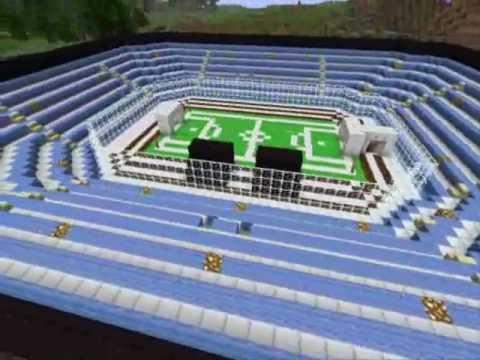 Minecraft campo da calcio youtube - Campi da pallavolo gratis stampabili ...