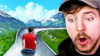 Unbelievable Mountain Coaster