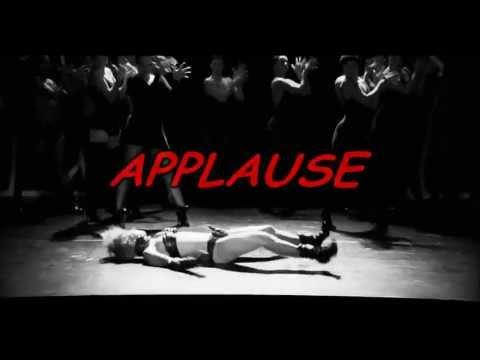 Lady Gaga - Applause (Karaoke) with Lyrics