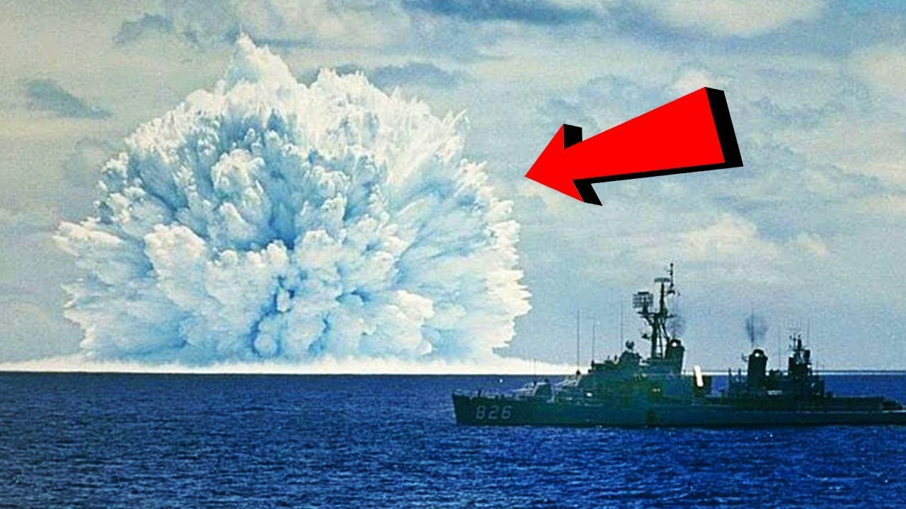 10 MOST UNBELIEVABLE Explosions in Human History HD (720p)