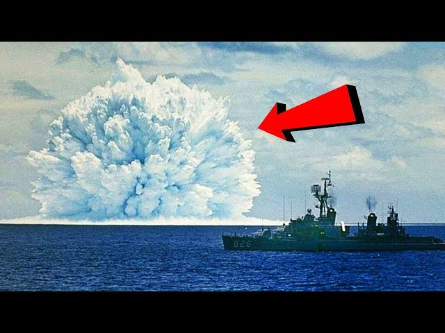 10 MOST UNBELIEVABLE Explosions in Human History Standard quality (480p)