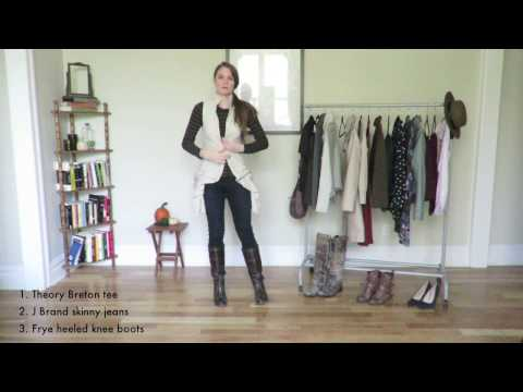 17 OUTFITS FROM 10 ITEMS | Fall Capsule Wardrobe 101