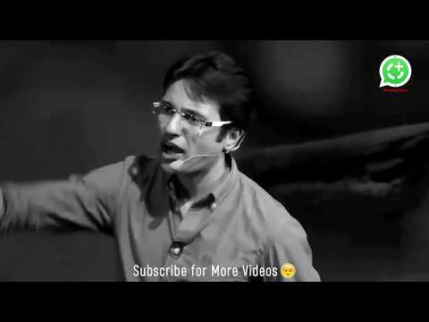 WhatsApp Video Status Of Sandeep Maheshwari's Motivational Lines