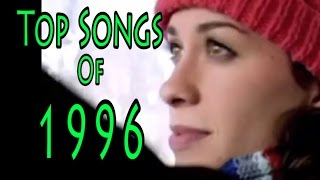 Top Songs of 1996