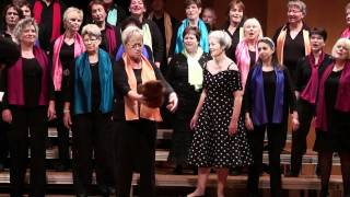 Chorgemeinschaft Mössingen Jubilämskonzert 2011 - Ich will keine Schokolade HD (HQ)