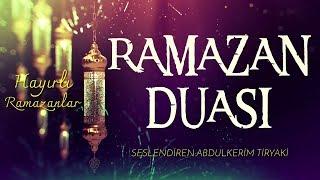 Ramazan Ayı Özel Duası