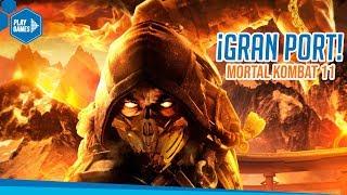 Mortal Kombat 11 Switch ¡UN GRANDISIMO PORT! ¿Nexon y Disney? ¡Posible futuro acuerdo!
