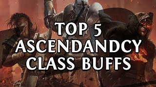 Path of Exile: Top 5 Classes Buffed by +2 Ascendancy Points