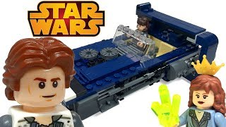 LEGO Han Solo's Speeder 75209 Star Wars Solo Review