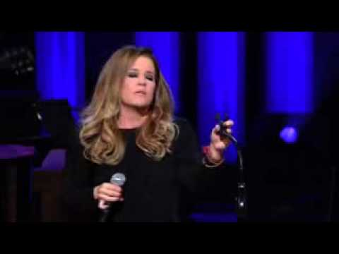 Lisa Marie Presley Storm of Nails Live at the Grand Ole Opry