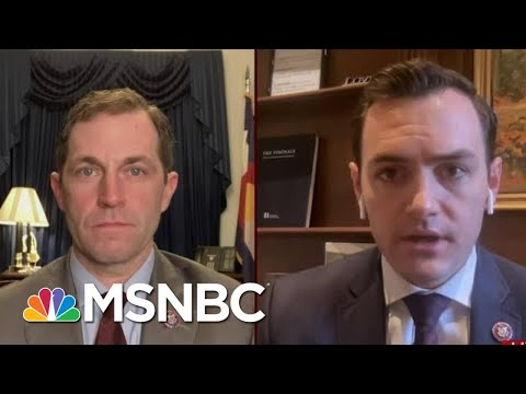 Perpetuating Violence Against Fellows Citizens Is '100 Percent Unacceptable': Congressman   MSNBC