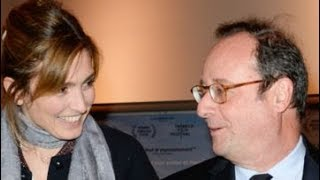 Les vacances sont déjà terminées pour le couple François Hollande e...