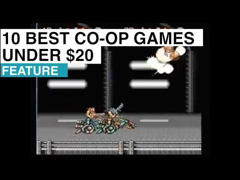 The 10 Best Cheap Co Op Games