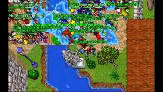 Rindofull Vs Target Down(Zanerians) Vinera War 2015