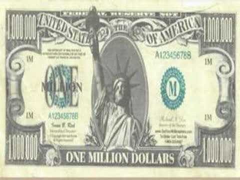 The Million Dollar Bill