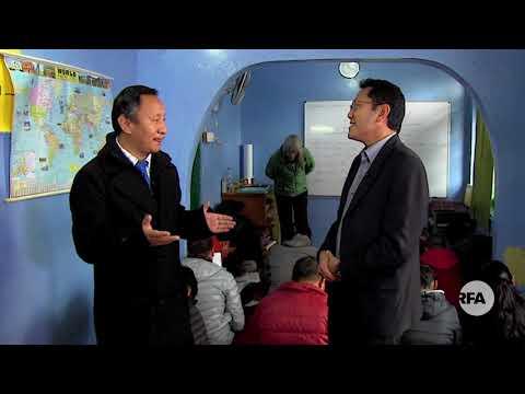 RFA interview with Ngawang Rabgyal Director of Lha Charitable Trust