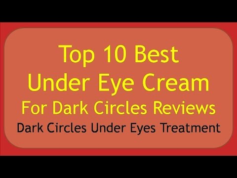 Best Eye Cream For Dark Bags Under Eyes Confederated Tribes Of