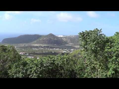 St.Eustatius (statia) island .