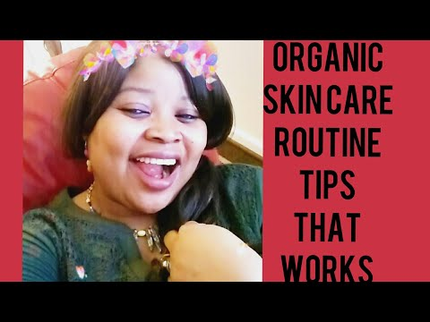 HOW TO MAKE YOUR ORGANIC SKIN LIGHTENING PRODUCTS WORK FASTER | SKIN CARE ROUTINE TIPS THAT WORKS