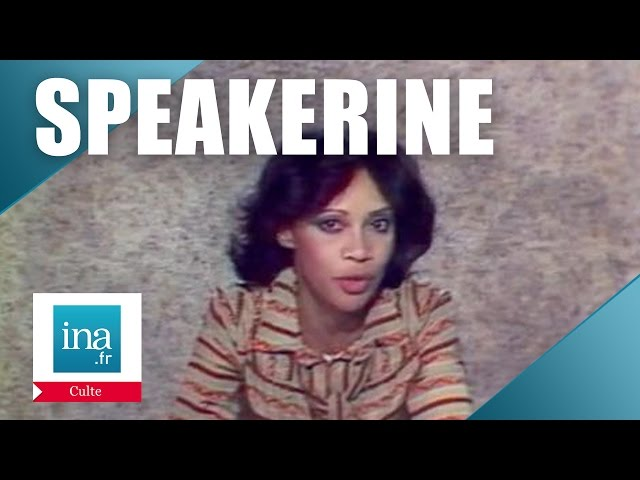 Speakerine 1977 Claudie Lemeret | Archive INA