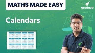 Magical Maths Tricks for solving Calendar Problems   Calendar Short Tricks for CTET, DSSSB, UPTET