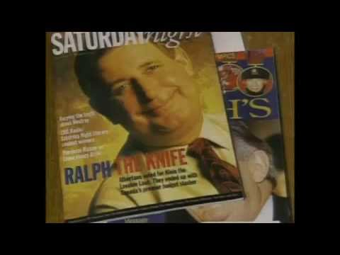 Ralph Klein 1942-2013 - The National