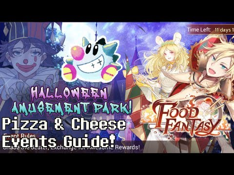 Food Fantasy | Pizza Event Guide (Clown Fight Strategy, get Cheese Shards!) from YouTube · Duration:  26 minutes 30 seconds