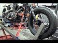 """Delboy's Garage, Project FoXDaWG, Day 17,  """"Wheels"""" !"""