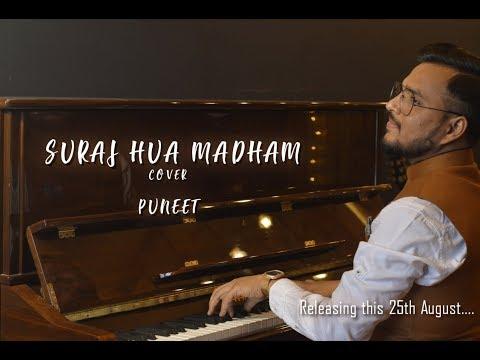suraj-hua-madham-|-cover-|-puneet-|-kabhi-khushi-kabhi-gham